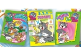 5 x cartile  Coloreza cu Tom si Jerry!, Joaca-te si coloreaza!, 3, 2, 1... Sudoku<br />