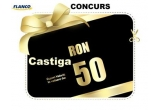 1 x voucher de 50 RON la Flanco