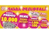 1 x 10.000 ron, 8 x combina frigorifica, 100 x 1000 ron, 250 x 100 ron, zilnic instant peste 1000 premii