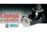 1 x spy watch cu camera FULL HD incorporata