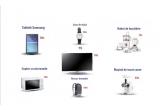 """100 x ceas de mana, 100 x rucsac, 35 x cuptor cu microunde, 30 x robot de bucatarie, 23 x masina electrica de tocat carne, 20 x tableta 7"""", 10 x Smart TV Ultra HD 4K -123cm"""