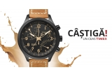 1 x ceas perfect barbatesc Timex T2N700