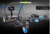 1 x FreeWheel Kart Kit - (FreeWheel Smart + Kart Kit), 1 x Smart Watch E-Boda ST 200, 2 x E-Boda Avatar VR2 - ochelari realitate virtuala, 1 x E-Boda Action Camera SJ6000W, 2 x Smart Watch E-Boda ST 100, 3 x Smart Fitness E-Boda ST 110, 5 x Boxe Bluetooth The Beat 110