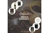 1 x coș cu delicatese grecești - Mediteranea Gourmet de 100lei