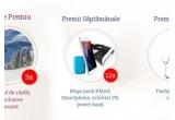 3 x sejur all-inclusive la munte + pachet spa la Hotel Kronwell Brasov 4*, 12 x smartphone Kmax One + ochelari VR 360 + power bank 5000 mh, 86 x pachet Angelli