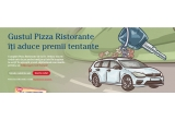 1 x Masina Volkswagen Golf Variant Trendline 1.2, 11 x Tava Copt + Tocator + Cutter Pizza + Boxa Wireless + Bordgame