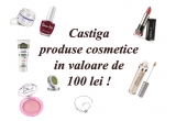 1 x produse cosmetice Lady's de 100 ron