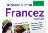 saptamanal: Dictionar ilustrat francez - roman PONS