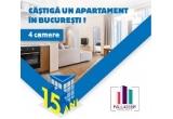 1 x apartament cu 4 camere in complexul rezidențial Palladium Residence