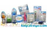 <p> un premiu constand in biberoane, termometru digital, aspirator nazal, suzeta si alte produse pentru bebelusul tau<br /> </p>