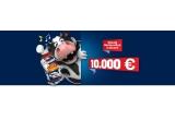 1 x 10.000 de euro