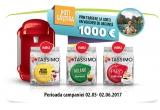1 x voucher de vacanta in valoare de 1000 €