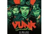 10 x invitatie dubla la concertul trupei VUNK de la Sala Polivalenta