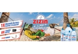 224 x Hamac personalizat ZIZIN, 8 x Camera video sport GoPro Hero 5 Black, 1 x Vacantä pentru 2 persoane in Bali