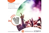 2 x invitație dubla la Afterhills Music & Arts Festival