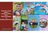 50 x premiu constand in 2 carti pentru copii oferite de Editura Integral