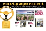 1 x Televizor LED Samsung 80 cm, 5 x set ABanderas EDT 100 ML + ASB 75ML, 20 x set STR8 DEO+SHG