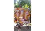 1 x set de cosmetice de la IDC INSTITUTE, 1 x spray de corp Aqua Fresca + mixstick de buze Chapstik + crema de dus de la XBC Coconut