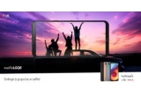 1 x smartphone LG Q6, 1 x Lampa LED pentru selfieuri cu telefonul, 1 x Boxa Bluetooth pentru party-uri, 1 x Selfie stick Bluetooth