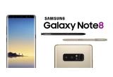 1 x smartphone Samsung Galaxy Note 8 Maple Gold 64GB Dual-SIM