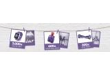 300 x Scuter Electric/ hoverboard E-Balance Hoverboard ROBWAY W1 MATT EDITION 6.5', 600 x Camera Instax Mini8, 2000 x Ceas de mana