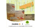 3 x Cutie ceai BIO Neuners's pentru alaptare + Cutie tampoane san de unica folosinta Medela + Set protectii san Contact Medela + 2 mostre Purelan Medela