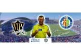 1 x 1 zi la clubul Getafe C.F. - Spania alaturi de Gica Craioveanu