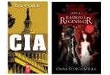 <p> un pachet de carti cu volumele: Razboiul reginelor volumele I si II Oana Stoica Mujea,&nbsp; CIA - Eric Frattini</p>