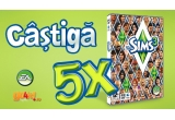 <p> 5 jocuri SIMS 3 pentru PC<br /> </p>