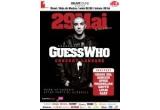 <p> 2 invitatii la concertul de lansare album Guess Who<br /> </p>