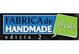 <p> 10 invitatii la Fabrica de Handmade Breslo (cel mai important eveniment al comunitatii artizanilor handmade din Romania)<br /> </p>