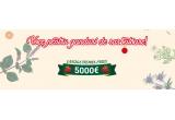 1 x 5.000 euro