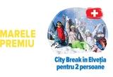 1 x City Break in Elveția pentru 2 persoane, 110 x hanorac Pepsi Cool, 2820 x pahar Pepsi, 1248 x doza Pepsi 0,33l