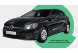 1 x mașina Mercedes A-Class