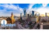 1 x city break in Frankfurt