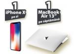 70 x iPhone X 64GB, 10 x laptop Apple Macbook Air 13in