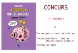 "1 x Cartea ""Ghita Pusculita- Idei de afaceri pentru juniori"" + Ciorapi dama"