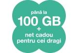 garantat: 100 GB Orange pentru tine și 50 GB Orange pentru prieteni