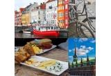 "1 x voucher excursie la Copenhaga + 1864 RON diurna, 140 x carte ""Mica enciclopedie Hygge. Rețeta daneza a fericirii"""