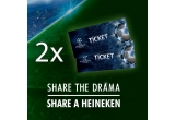 2 x bilet dublu la una dintre semifinalele UEFA Champions League 2018