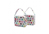 o geanta de picnic Dotty pentru 2 persoane, 10 x premii surpriza<br />