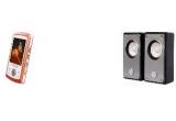 <p> un MP4 nJoy nJoy, boxe A4Tech AU-100-2 , Webcam Omulet Flexibil Verde, Nokia 5000, Logitech RX650 Cordless Optical, Tastatura A4Tech X7 G500<br /> </p>