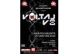 5 x invitatii duble la Concert Voltaj (Sala Polivalenta, Bucuresti, 25 iunie)<br />