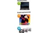 un Laptop HP 550 ( Core2 Duo, T5670, 1.8GHz, 1GB RAM, 160GB HDD),4 x&nbsp; bilete  la concertul Madonna - STICKY &amp; SWEET TOUR/ saptamanal, 1 x aparate foto digitale Sony Cyber-shot (10,1 mega pixeli) / saptamanal<br />