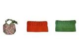 o geanta, 2 x port farduri &ldquo;hand made&rdquo;<br />