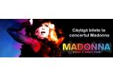2 bilete la concertul Madonna / saptamanal<br />