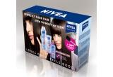 25 seturi de produse NIVEA Straight &amp; Easy (sampon, balsam si balsam modelator de styling)<br />