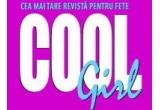o aparitie pe coperta Cool Girl<br />