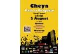 <p> 2 invitatii duble la lansare album Cheya in Club Suburbia din Bucuresti (Duminica, 2 august 2009, ora 21:00)</p>