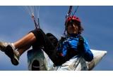 <p> un zbor cu parapanta in muntii Parang alaturi de maestrul Toma Coconea</p>